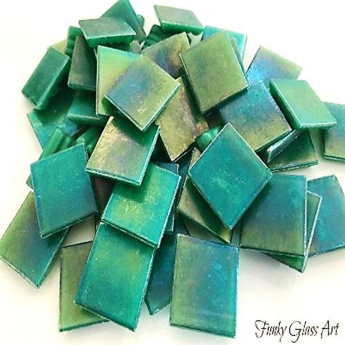 Iridescent Green 20x20