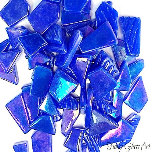 Snippets - Iridised Brillant Blue
