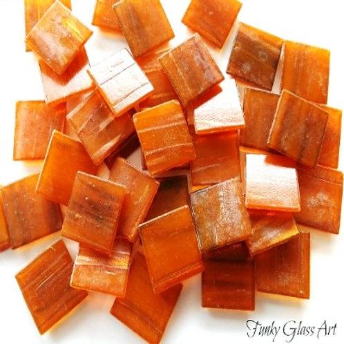 GoldlinkTiles - Burnt Orange - 20x20x4mm
