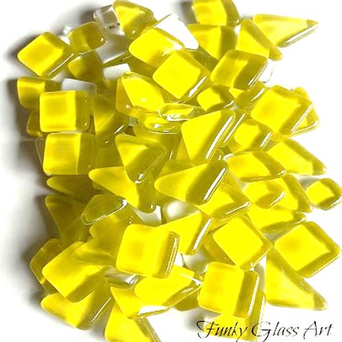 Glass Melts - Yellow