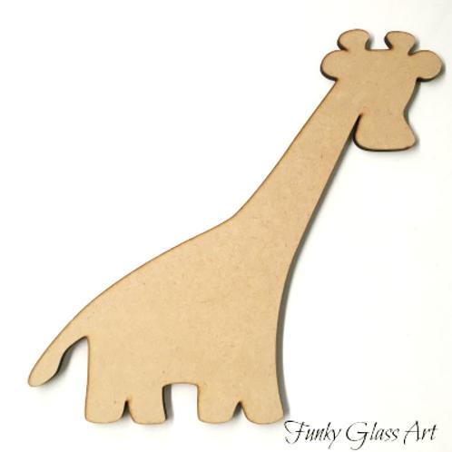 Giraffe - Interior