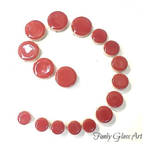 Ceramic Disc - Red