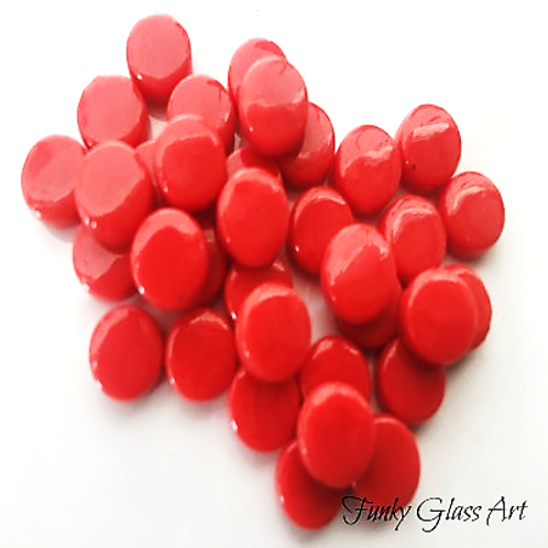 Darling Dotz 8mm - Bright Red
