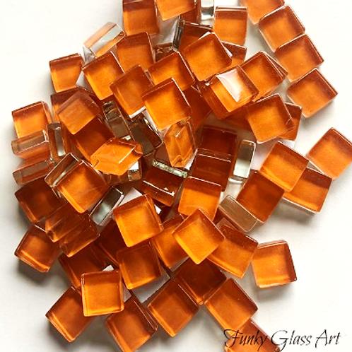 Crystal 10x10 Orange