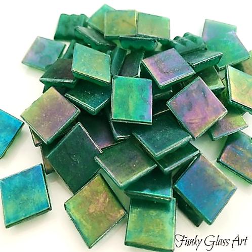 Iridescent Green 15x15
