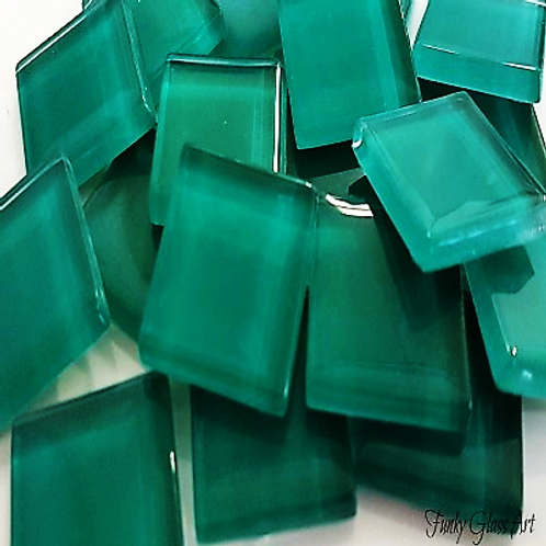 Crystal 23x23 Jade Green