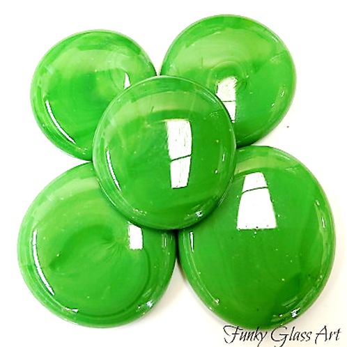 XXL Glass Gems -Green