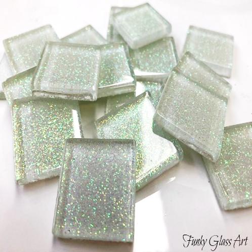 Glitter 23x23 Opal