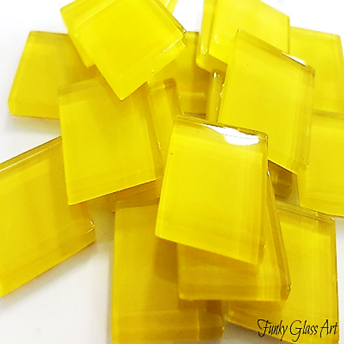 Crystal 23x23 Yellow