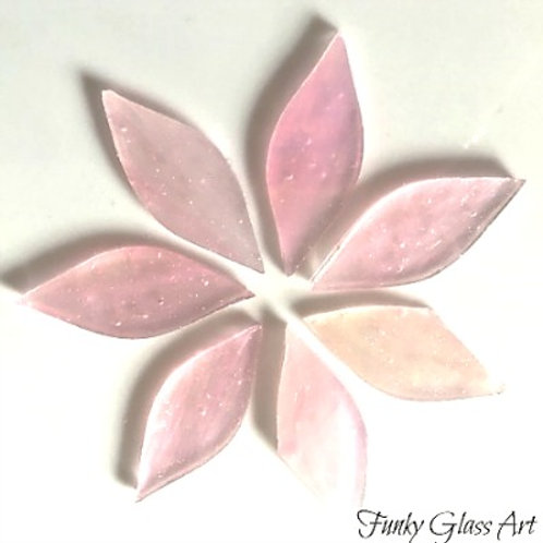 Stained Glass Small Petals -Rosebud