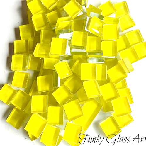 Crystal 10x10 Yellow