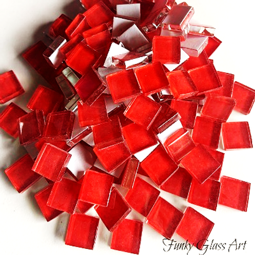 Crystal 10x10 Red