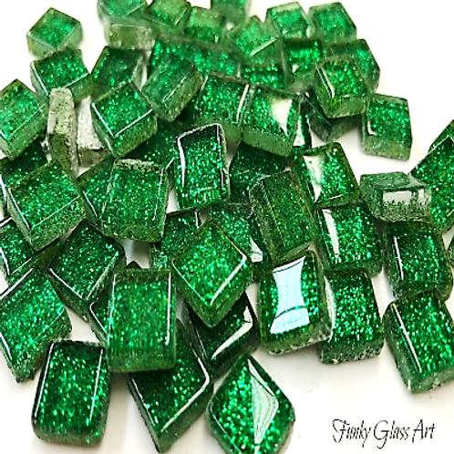 Glitter 10x10 Emerald