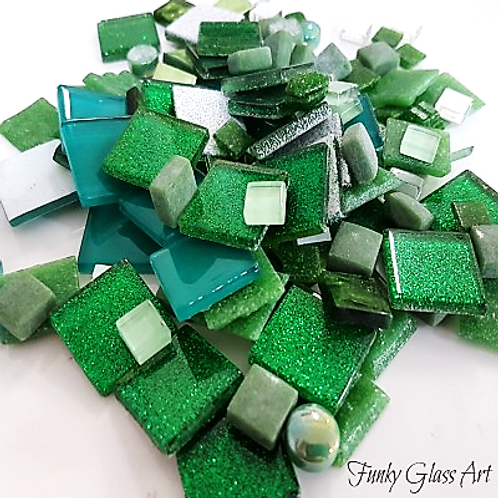 Treasure Pack - Green with Envy