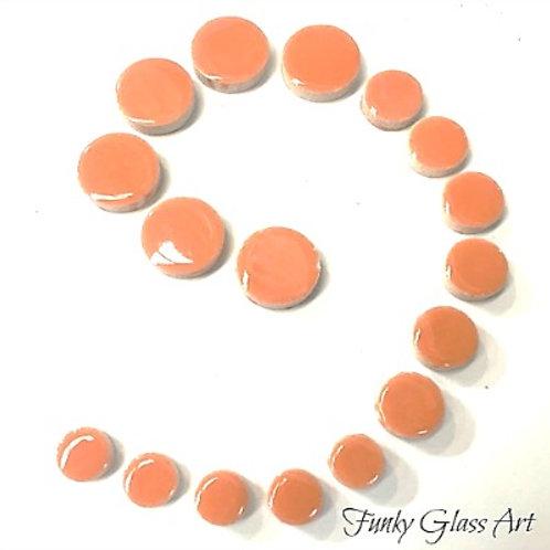 Ceramic Disc - Orange