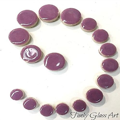 Ceramic Disc - Purple