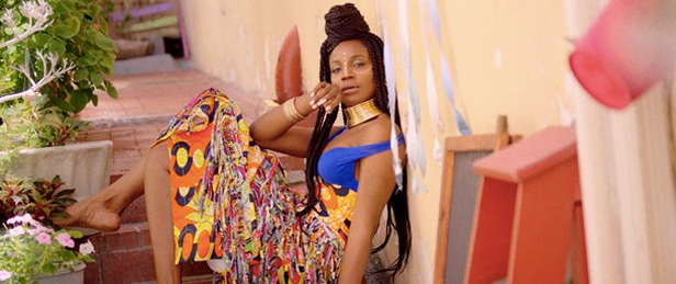 Seyi Shay, a Nigerian Artist Fusing Afro-beats with the Hispanic Sound