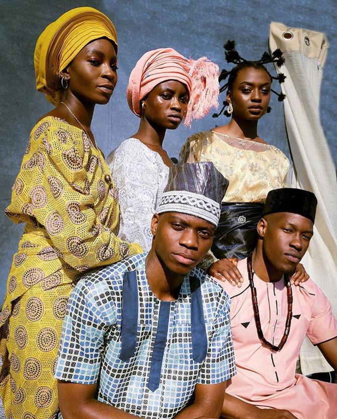 One Nigeria: Millennial Generation of Nigerian Creatives Celebrate Nigeria's 58th Year of Indepe