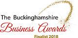 Business Awards Finalist logo 2018 - CMY