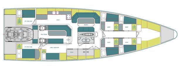 Qilak interiors plan