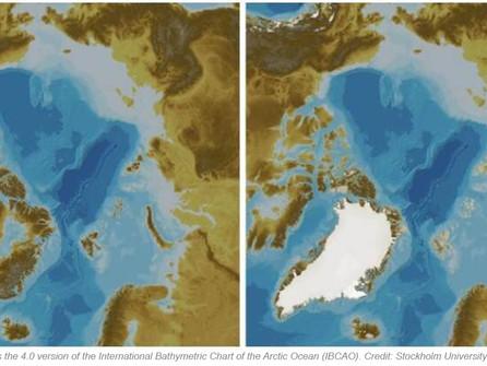 Arctic Ocean Remapped
