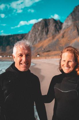 Dario and Sabine