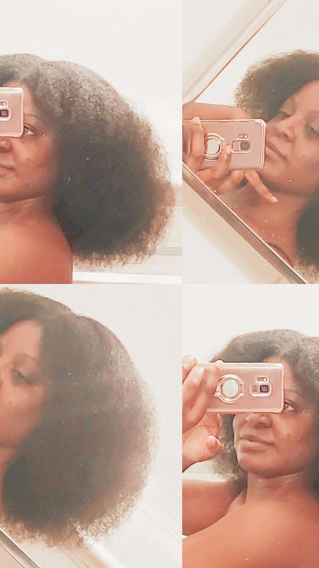 FIVE YEAR NATURAL HAIR ANNIVERSARY