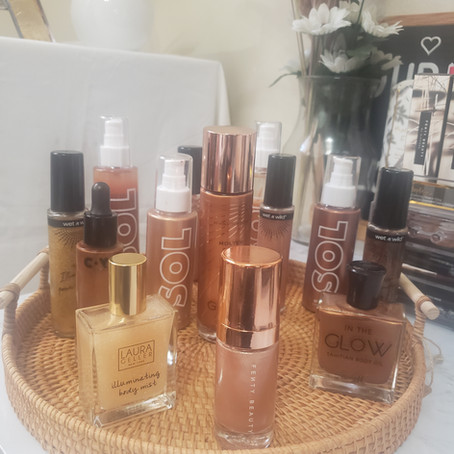 MY BODY GLOW & BODY SHIMMER COLLECTION