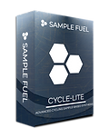 CYCLE-LITE NEW BOX With Shadow ELEMENTS.