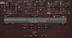 Revolution-CRE8 LITE Advanced Synth Page