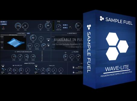 WAVE-LITE - FREE Wavetable Software Instrument Released
