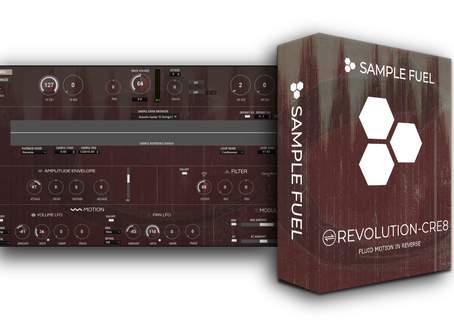 REVOLUTION-CRE8 2.0 FREE UPDATE RELEASED
