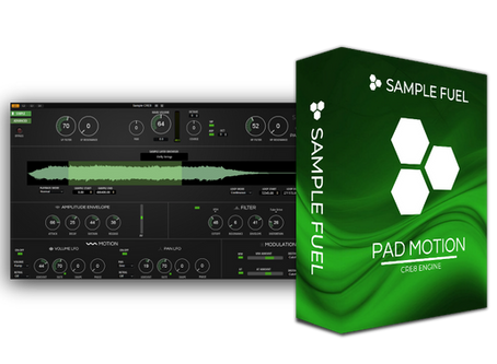 PAD MOTION 2.0 FREE UPDATE RELEASED