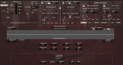 Revolution-CRE8 Advanced Synth Page