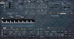 TEXTURE Advanced ARP & MIDI Page