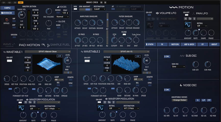 Pad Motion WAVE ADVANCED SYNTH PAGE.PNG