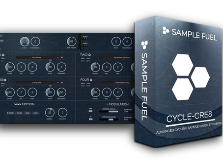 German Keys Gives Rave Review for CYCLE-CRE8