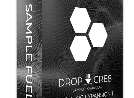 DROP – CRE8 ANALOG EXPANSION 1 - $11.99