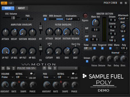 Submit a DEMO get POLY FREE