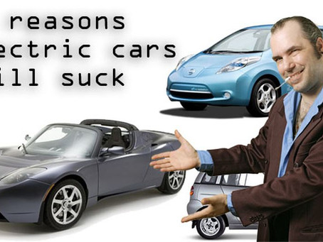 Unplug EV Hype?