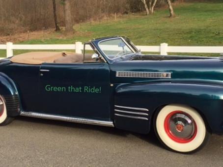 Thanks Mom. Your 1941 E-Cadillac!