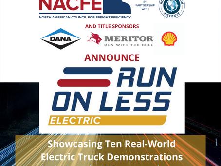 Run on Less Electric!