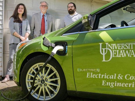 Vehicles Power Grid in Delaware!