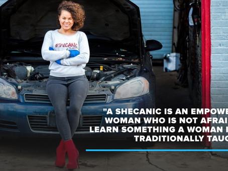 SHEcanics, the new EV MEchanics!