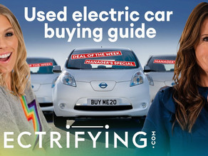 Used EV Buying Guide Video