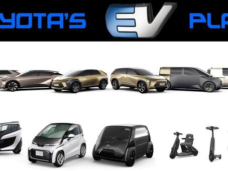 Toyota Lobby's Against EV's