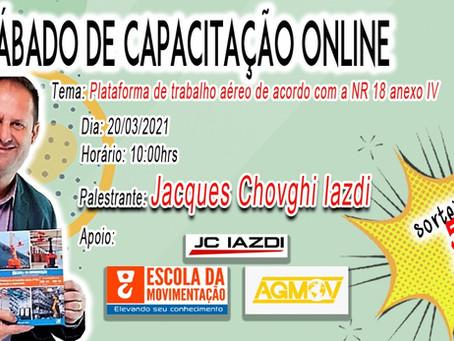 Capacitação ON line do SINTESP - Sindicato dos Técnicos em Segurança do Trab. do Estado de São Paulo