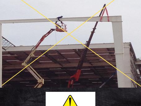 Treinamentos em máquinas e equipamentos, base para segurança.