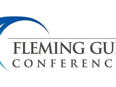 Fleming Gulf evento internacional dos Emirados Árabes com o palestrante Jacques Chovghi Iazdi.