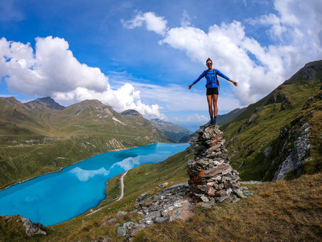 The Swiss Alps:  A Trail Runner's Paradise